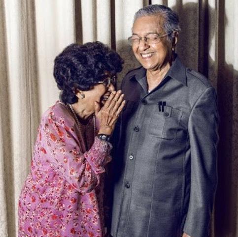 'Orang macam saya ini sepatutnya dah masuk kubur' - Tun Mahathir