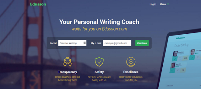 A Student' Review of Edusson as an Academic Writing Service