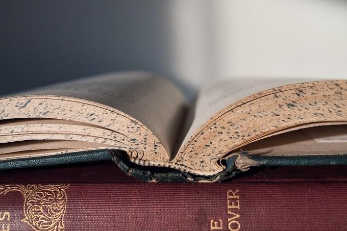 Jak usunąć przykry zapach z książek?
