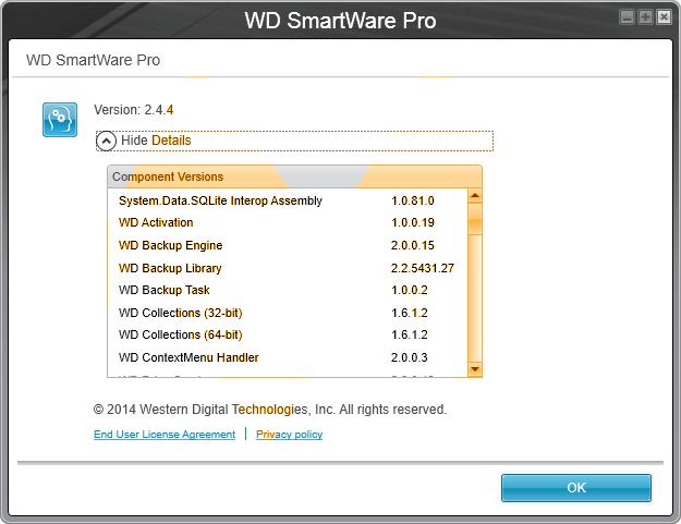 WD SmartWare Pro 2.4.4 Full Crack