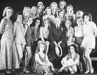 Flo Ziegfeld & The Ziegfeld Girls