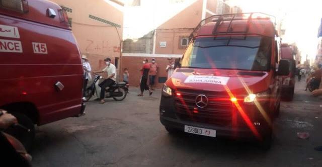 عااجل بأكادير: استنفار كبير و إغلاق مؤسسة تعليمية بعد تسجيل إصابات بفيروس كورونا