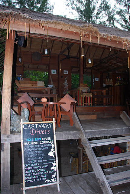 Koh Lipe Castaway Divers