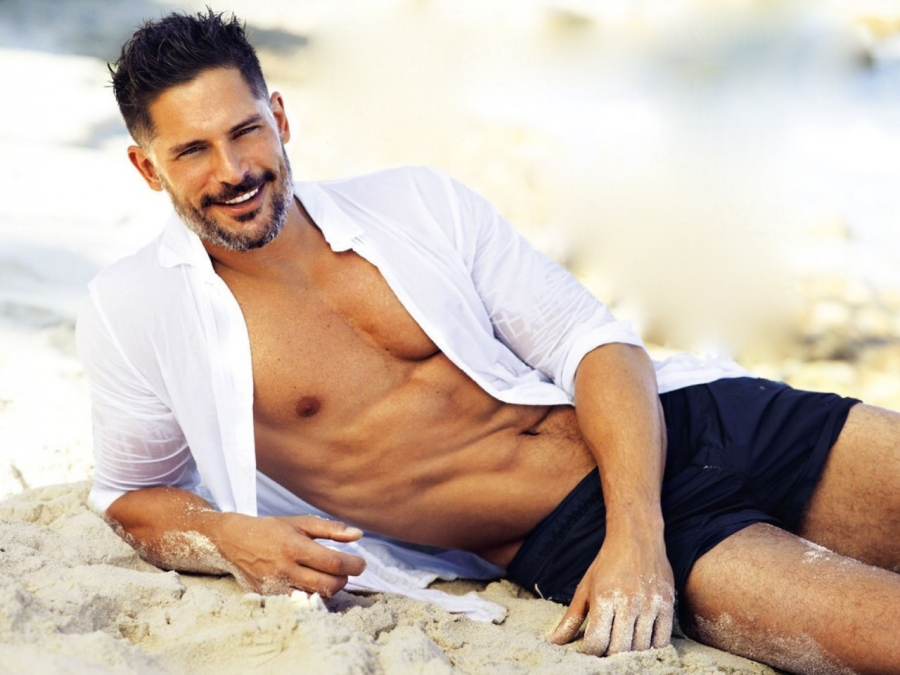 Joe manganiello cock, big dick fuck big tit