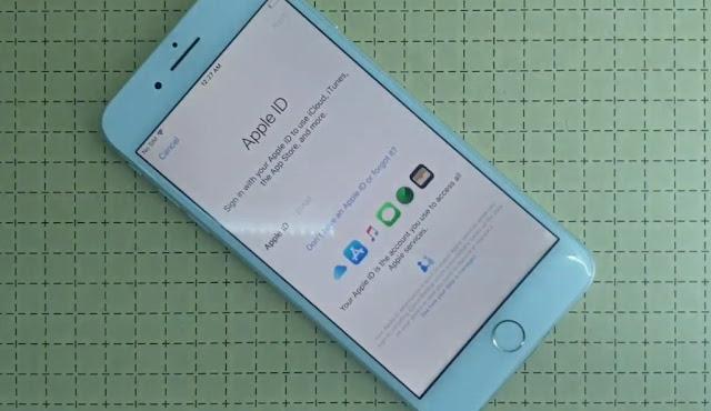 Hapus Lupa iCloud iPhone 6 FMI OFF Open Menu Tanpa Jailbreak Via Remote Online