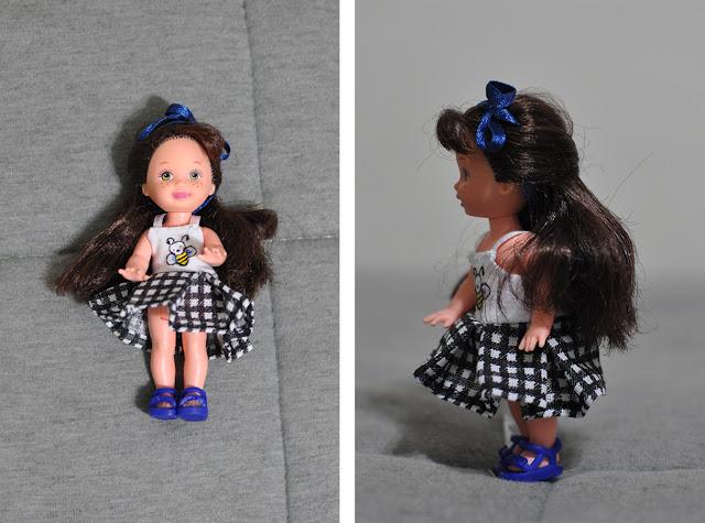 boneca estilo melissinha depois da customização