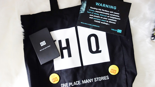 HQ, one place, many stories