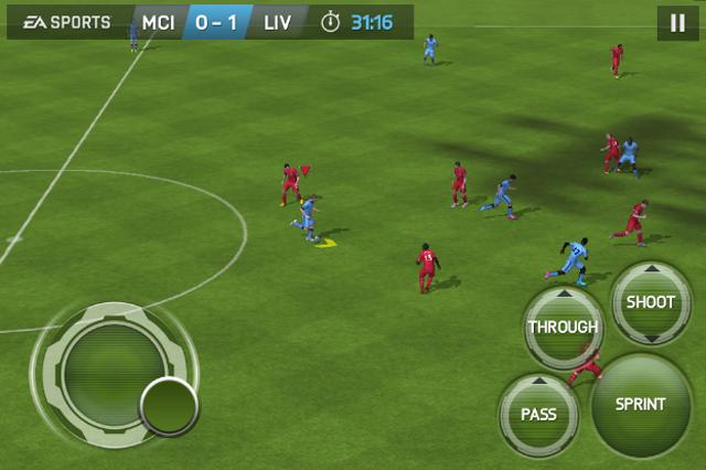 تحميل لعبة FIFA 2017 للأندرويد وتشغيلها بدون أنترنيت