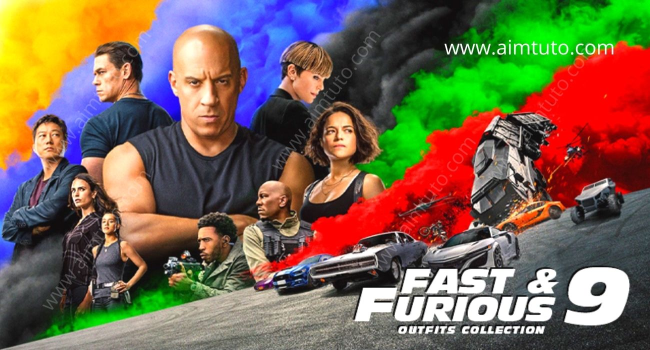 Download Fast and Furious 9 Full Movie in 720p & 1080p