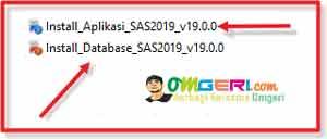 Cara Installer Aplikasi SAS 2019 Versi 19.0.0