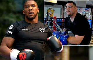 Andy Ruiz Jr,  shades Anthony Joshua's weight loss ahead of rematch in Saudi Arabia
