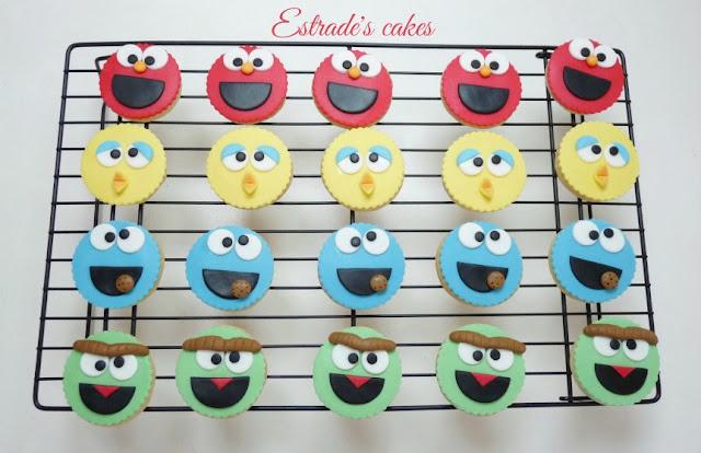 galletas de Barrio Sesamo 2