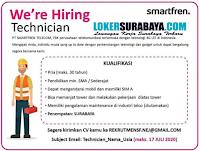 Info Loker Surabaya di PT. Smartfren Telecom Tbk Juli 2020