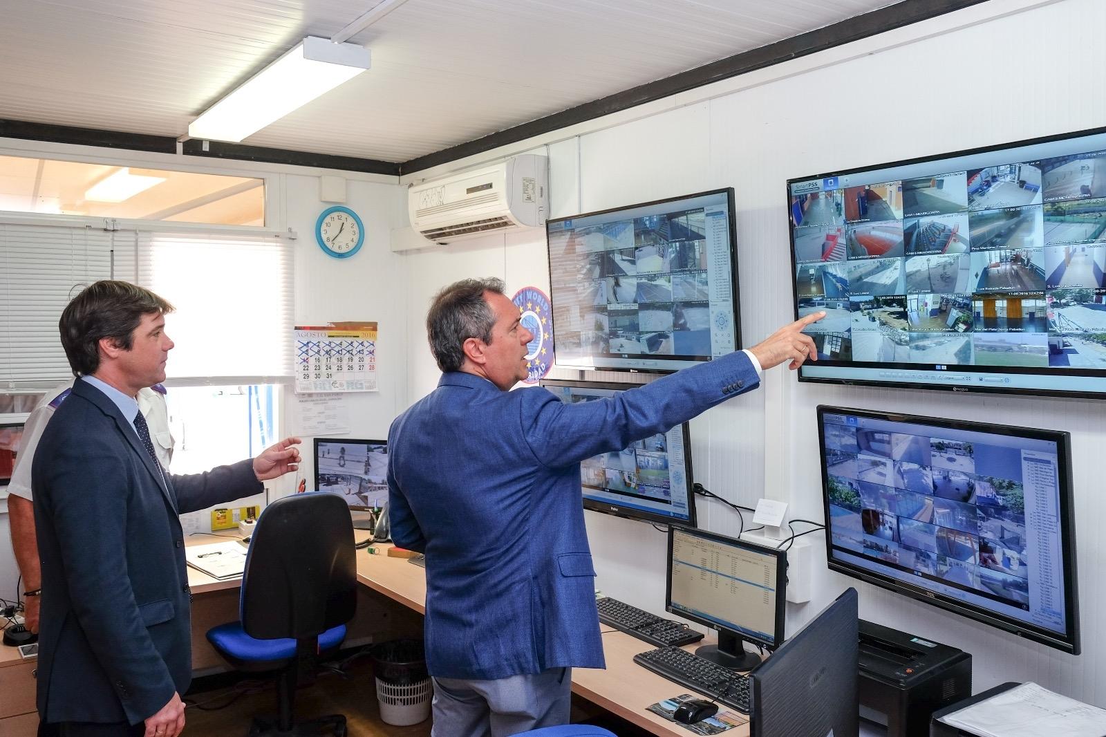 Nuevo sistema de videovigilancia para complemetar la - Sistemas de videovigilancia ...
