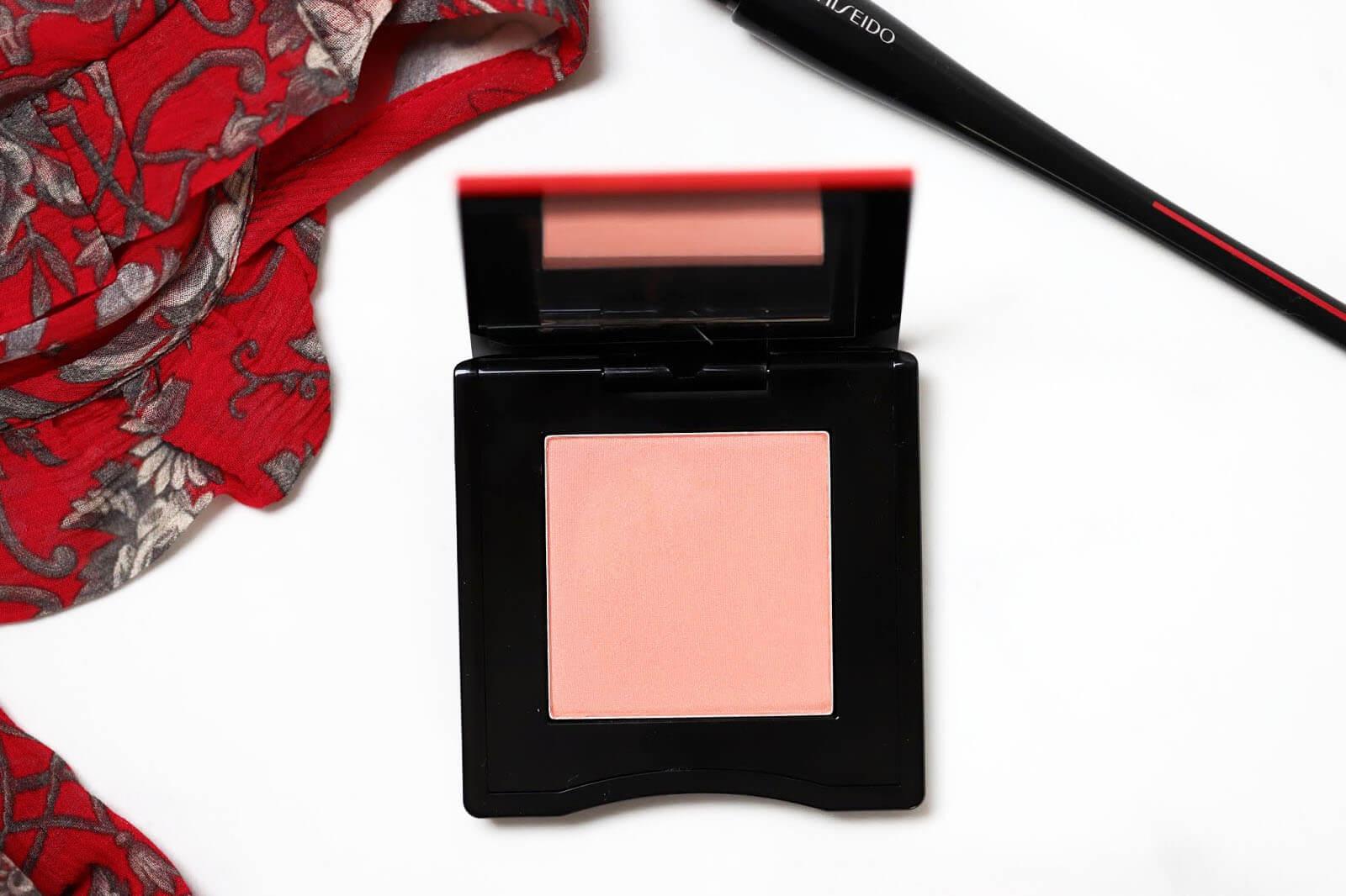 shiseido blush alpen glow 06 test