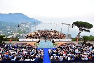 L'orchestra del Teatro di San Carlo inaugura il Ravello Festival