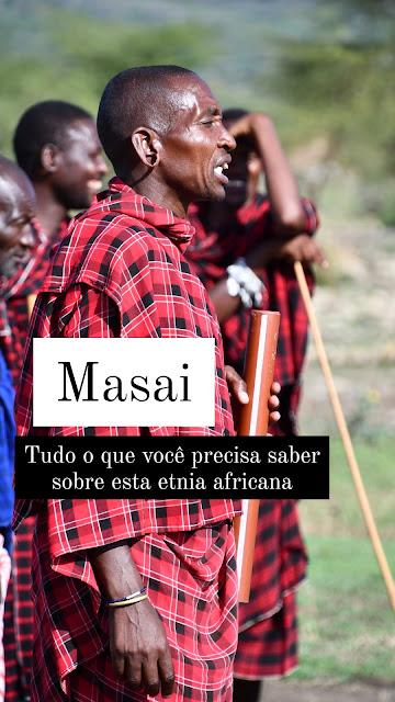 Tribos Masai
