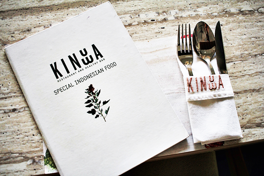 kinuwa food canggu