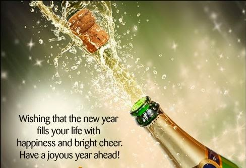 Happy New Year 2016 Images with Wishes 3D