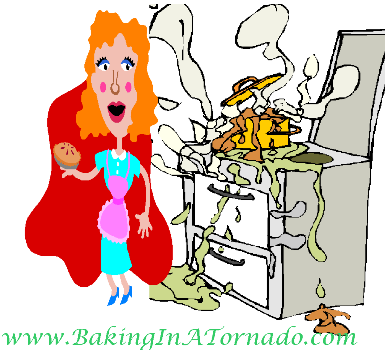 Time to Bake | graphic designed by and property of www.BakingInATornado | #MyGraphics