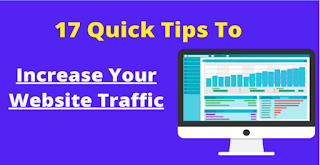 Increase website traffic for free