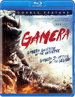Gamera: Guardian of the Universe & Gamera 2: Attack of Legion [BD25] *Subtitulada