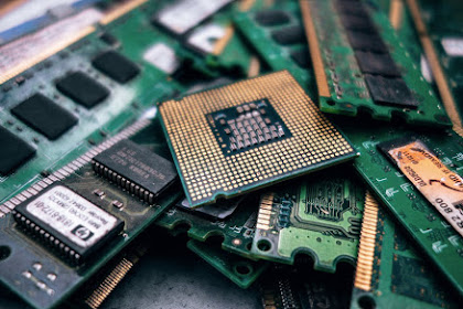 Bagaimana Processor dan Memory Bekerja di Komputer !