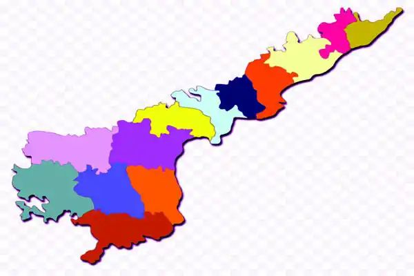 Subcommittees for the formation of new districts in AP