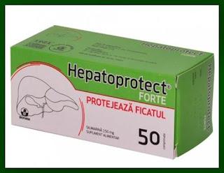 opinii recenzii HEPATOPROTECT Forte supliment apreciat pe forumuri