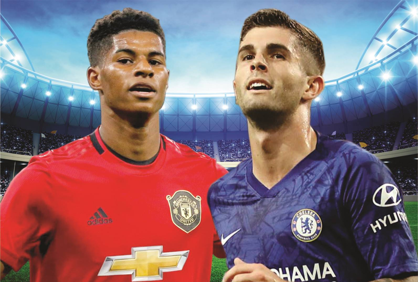 Manchester United will host Chelsea