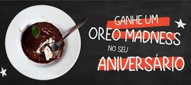 Brindes Grátis: No seu Aniversário ganhe um Oreo Madness no restaurante Sí Señor!