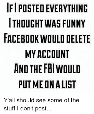 If i posted everything funny...