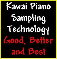 Kawai Digital Piano Sound Sampling Technology