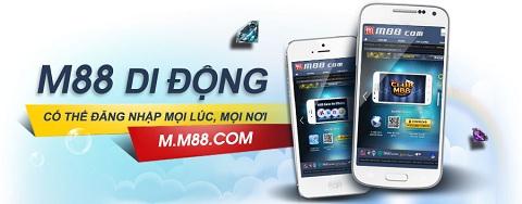 Cài đặt M88 trên Android