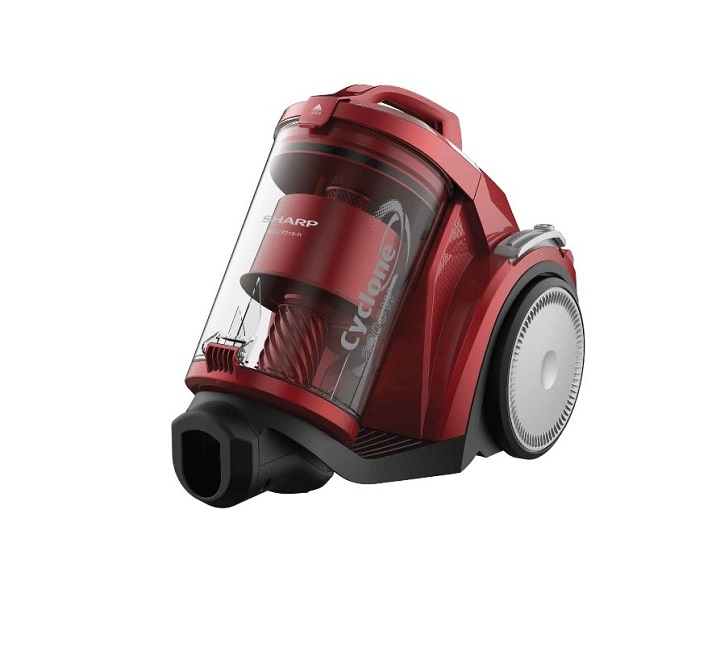 Sharp Vacuum with Cyclone Technology