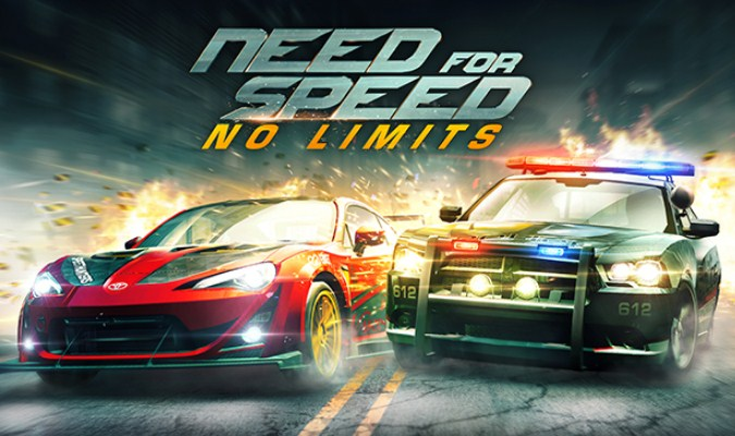 Game Balap Mobil tuk Android - Need for Speed No Limits