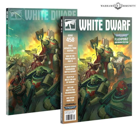 White Dwaf 458