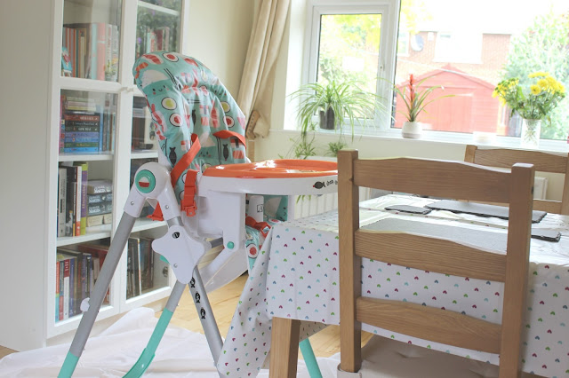 Cosatto Noodle Supa Chopsticks Highchair Review