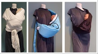 The baby carriers known as infant slings will soon be safer than ever.