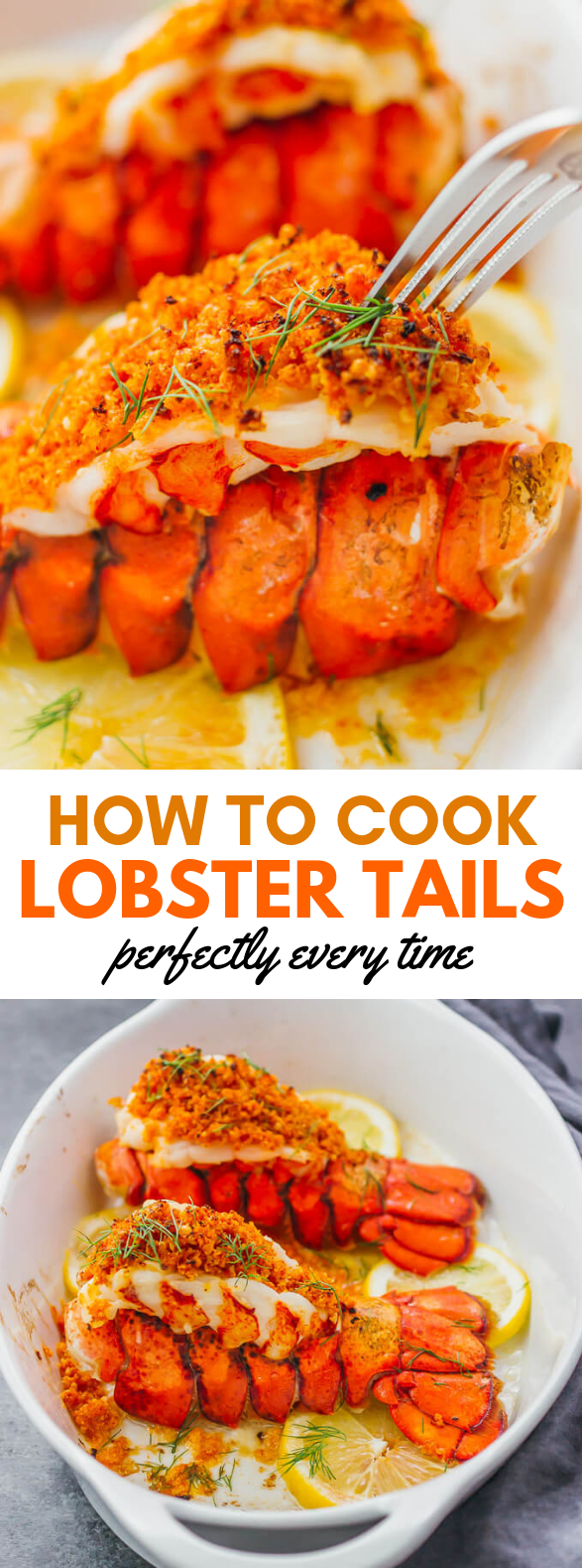 HOW TO COOK LOBSTER TAILS PERFECTLY EACH TIME #dinner #lunch