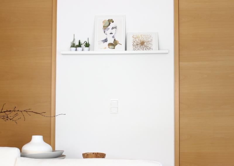 Makeover im Schlafzimmer und Tipps und Tricks zum Bilderwand gestalten bzw. Bilder und Poster aufhängen und Gutschein für Photowall, meinshelfie, kebo homing Südtiroler Food- und Lifestyleblog, interior, minimalism, decoration, schlichte cleane Dekoration