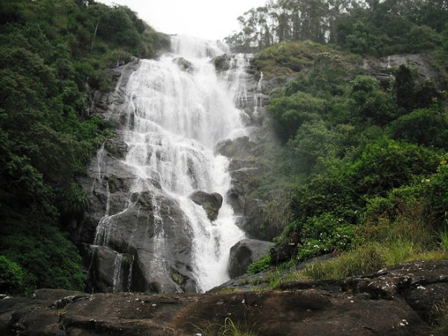 Atukkad Waterfalls Munnar, Best Places to Visit in Munnar