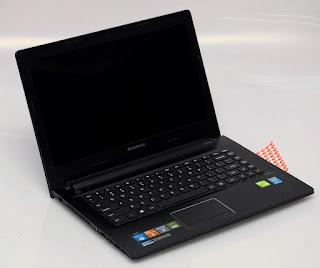Jual laptop Spek gaming lenovo Z40-70 Bekas