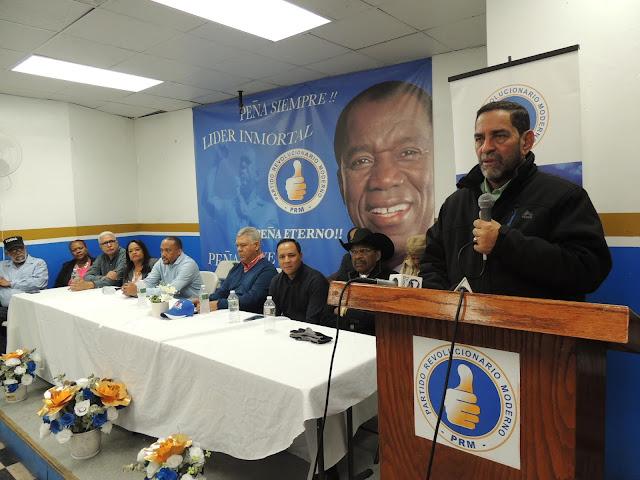 Eligio Jáquez: No importa el tipo de votación, el pueblo defenderá voto en favor del cambio