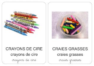 أسماء الادوات المدرسية بالفرنسية - Les fournitures scolaires