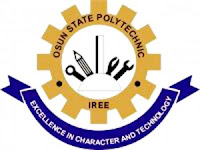 OSPOLY Iree ND Admission List is Out – 2016/2017