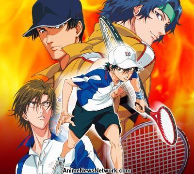 OVA Hoàng Tử Tennis -Chung Kết Toàn Quốc