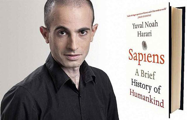 Yuval Noah Harari e seu livro contra o homem