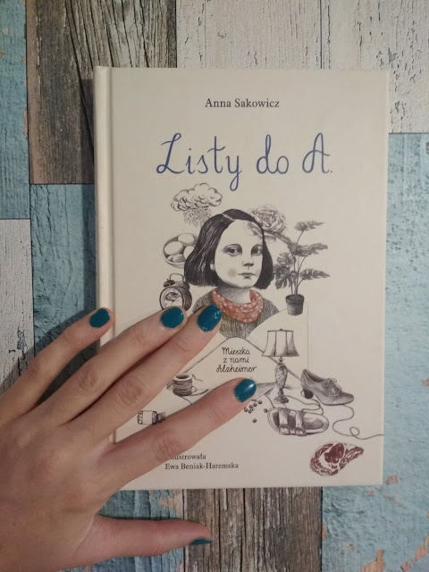 Listy do A. Anny Sakowicz na mojej półce
