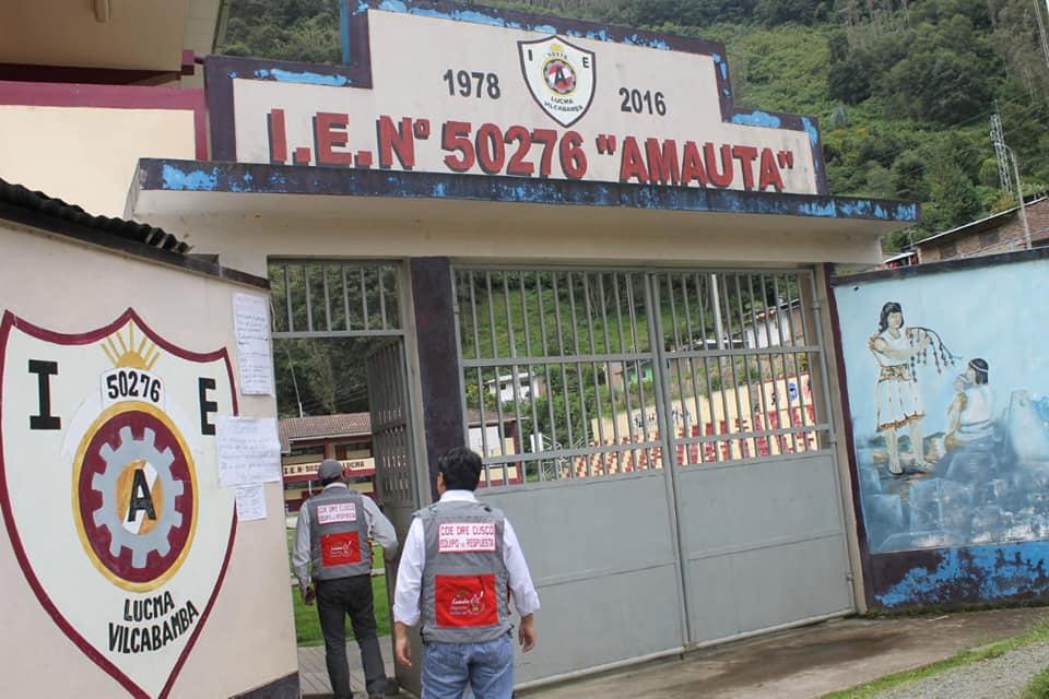 Colegio 50276 AMAUTA - Lucma